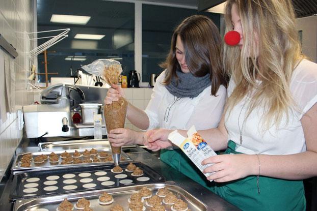 Spitzbuben und Schokocookies