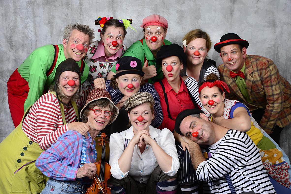 Die Klinik-Clowns Hamburg 2016
