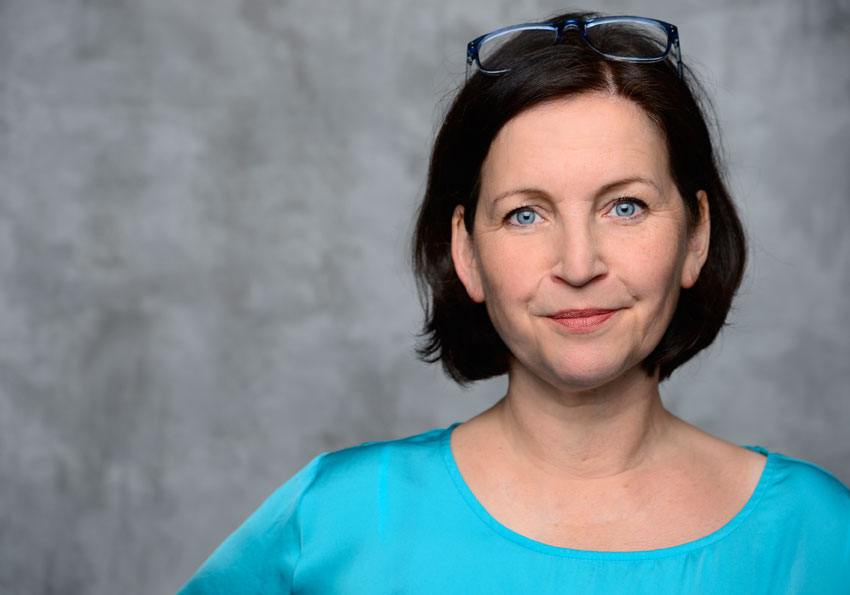 Ulrike Christoforidis, Geschäftsleiterin