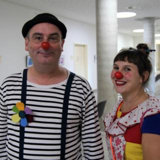 Gute Clowns jenseits von ES